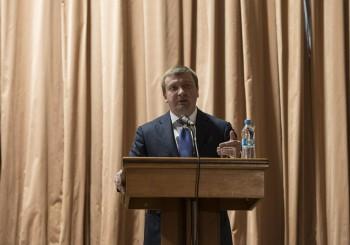 Конференція за участі Міністра юстиції Павла Петренка